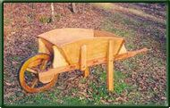 Traditional Wheel Barrow